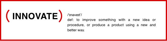 Innovate def